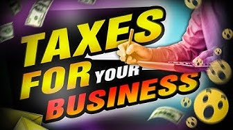 How Marketing Agencies Do Taxes