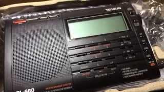 CBLラジオ TECSUN PL-660を開封してみた! ブログ ⇒ http://blogs.yahoo...