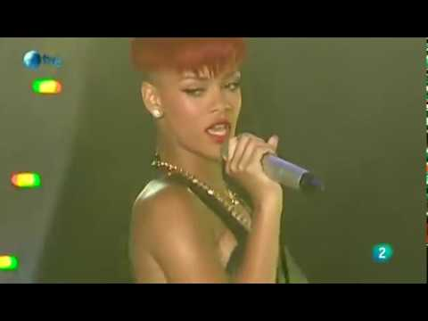 Rihanna - Rock in Rio Madrid 2010