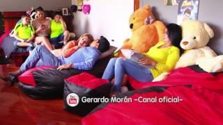 GERARDO MORÁN   AHORA QUE ESTOY VIVO