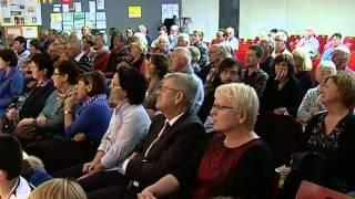 """Talk """"Auf dem Pfulben"""" 26.10.2014"""