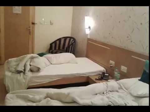 Room No.424 - Vishwaratna Hotel, Guwahati - Inside Hotel Room & Bathroom
