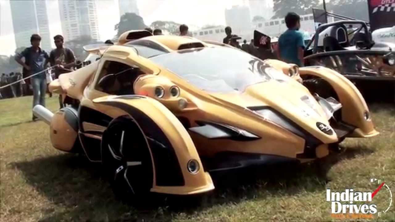 Campagna T-Rex Aero 3S | 2013 Parx Supercar Show - YouTube