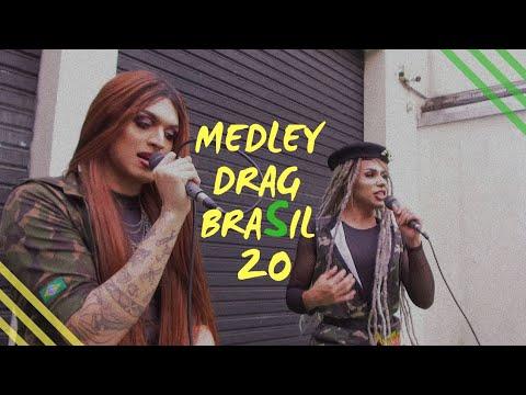 Medley Drag Brasil 2 LGBTQIA+ - Armário de Saia