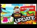 *RARE* Pet Gachapon Update, OP BEST Cone & Ice Cream!   Roblox Ice Cream Simulator