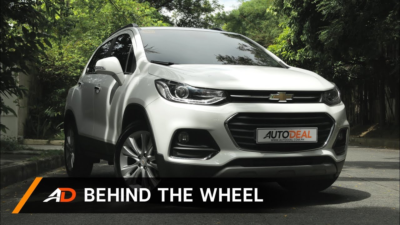 2018 Chevrolet Trax Lt At Review - Behind The Wheel