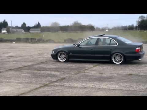 BMW E39 535i V8 DRIFT 2 ( BIMMER535 )