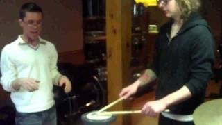 MR Drum Lesson at The Drum School 1.mp4