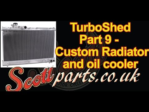 TurboShed Part 9 - cooling upgrade project