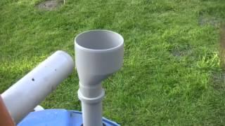 Biogasanlage selber bauen. Eigenbau von Ralf Suhr aus der Natur