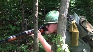 "Vietnam War short film ""Ambush"""