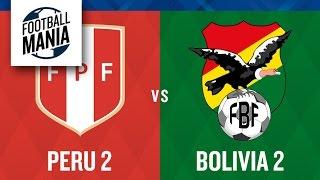 Peru 2x2 Bolivia - Copa America 2004 | Goals