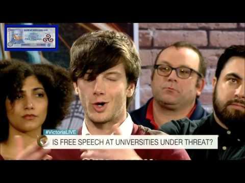 Is free Speech under threat at British Universities?