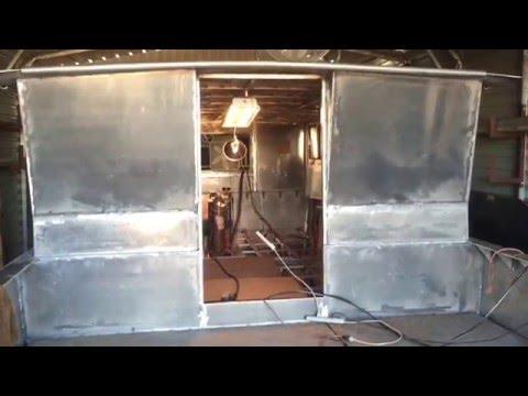 building aluminum boats 22