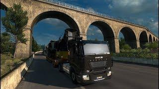 Euro Truck Simulator 2 odc.15 - Marsylia - Genua