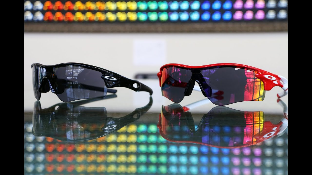 oakley radar vs radarlock