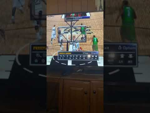 ANOTHER POSTERIZER on NBA 2K14