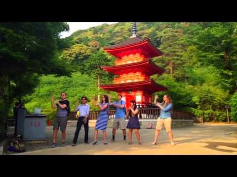 EY Beam Abroad: Japan 2015