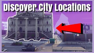 Discover City Locations Daily Quest | Fortnite Save The World Guide