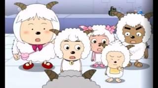 Chinese Cartoon Xi Yang Yang Pleasant Goat and Big Big Wolf Mandarin   喜羊羊与灰太狼   EP61   穿缝术 國語