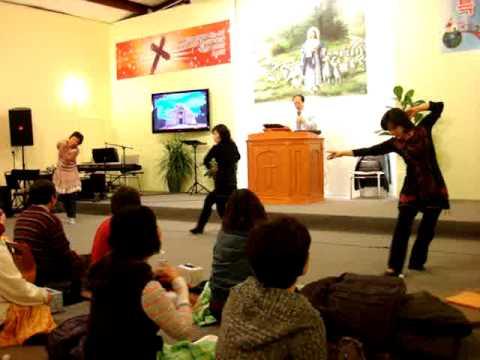 Holy Spirit Dance - Bellingham, WA