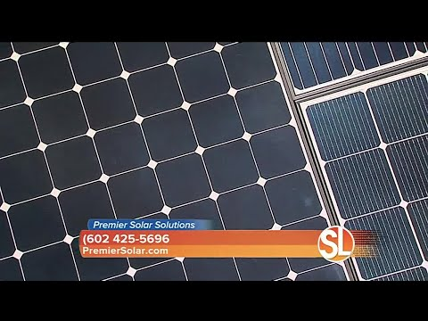 Premier Solar Solutions talks about going solar