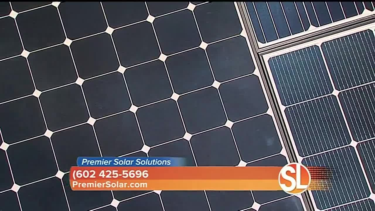 Premier solar solutions talks about going solar youtube premier solar solutions talks about going solar dailygadgetfo Gallery