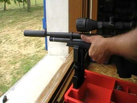 benjamin marauder pistol + silencieux WEIHRAUCH