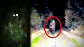 13 Scary Bigfoot Videos That Are Unexplained