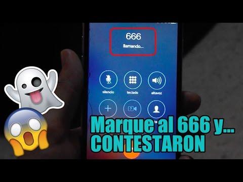 Marqué al 666 y me respondieron | #666Challenge
