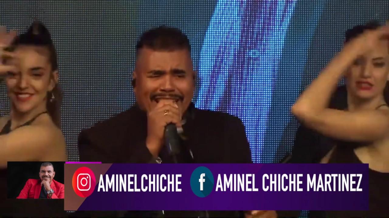 Muero Por Tus besos ( En Vivo )  Amin El chiche martinez