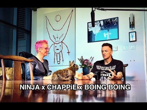 Die Antwoord's Ninja: CHAPPiE, The Boing Boing Interview
