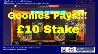 Online slots High Stakes Big Win!!