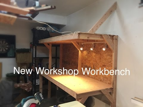 New Workshop Workbench