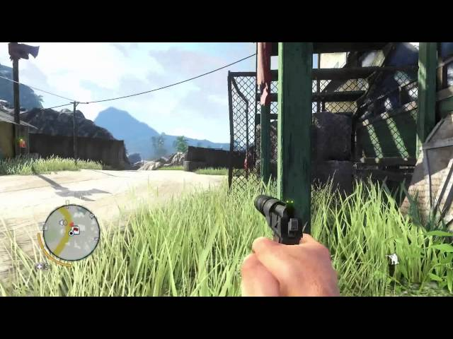 Far Cry 3 Benchmark on GTX 650 OC 2GB