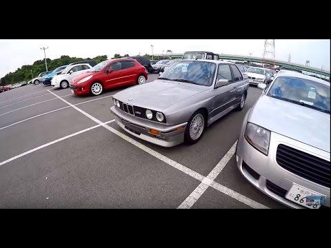 JDM Car Auctions - 1990 Skyline R32 GTR & BMW E30 M3 - Pick Up & Drive