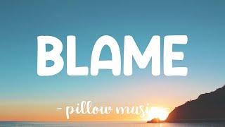 Blame - Calvin Harris (Feat. John Newman) (Lyrics) 🎵