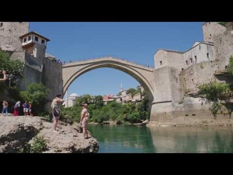 Just travel to Bosnia and Herzegovina in 4K