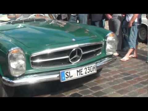 Oldtimer-treffen Burg Fehmarn 8. Sept. 2012.mp4