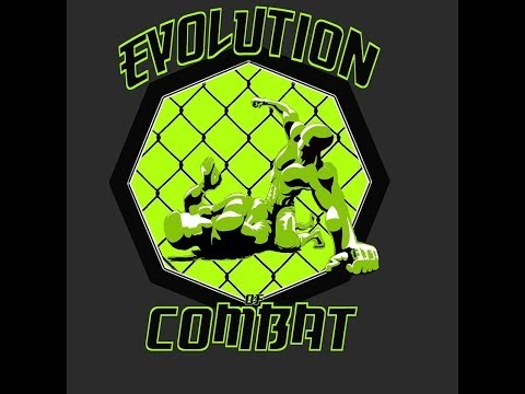 Evolution of Combat - Drew Nolan vs Walter Wheeler