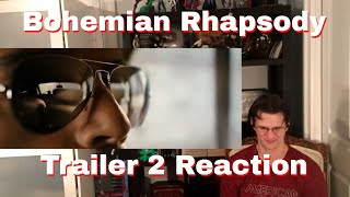 Bohemian Rhapsody Trailer 2 Reaction