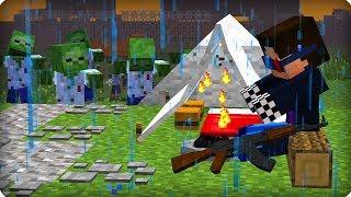 Один против всех [ЧАСТЬ 10] Зомби апокалипсис в майнкрафт! - (Minecraft - Сериал)