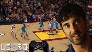 NBA 2K14 [PS3] - Cómo hacer BOMBAS
