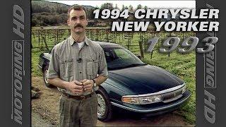 The 1994 Chrysler New Yorker - Throwback Thursday