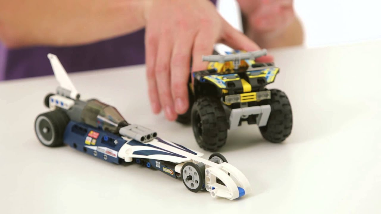 lego technic on the table quad bike youtube. Black Bedroom Furniture Sets. Home Design Ideas