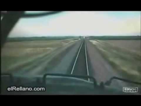 Accidentes De Trenes Recopilacion.