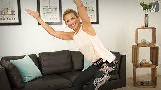 Pilates Workout gegen Rückenschmerzen für Fortgeschrittene