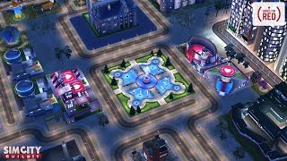 SimCity Buildit RED Update