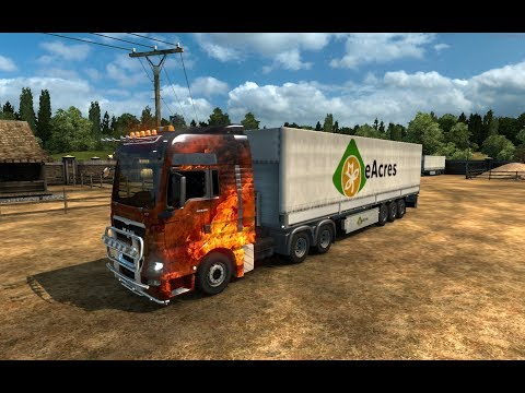 Euro Truck Simulator 2 MP Ep 127 HD Glass Rolls from Cambrid