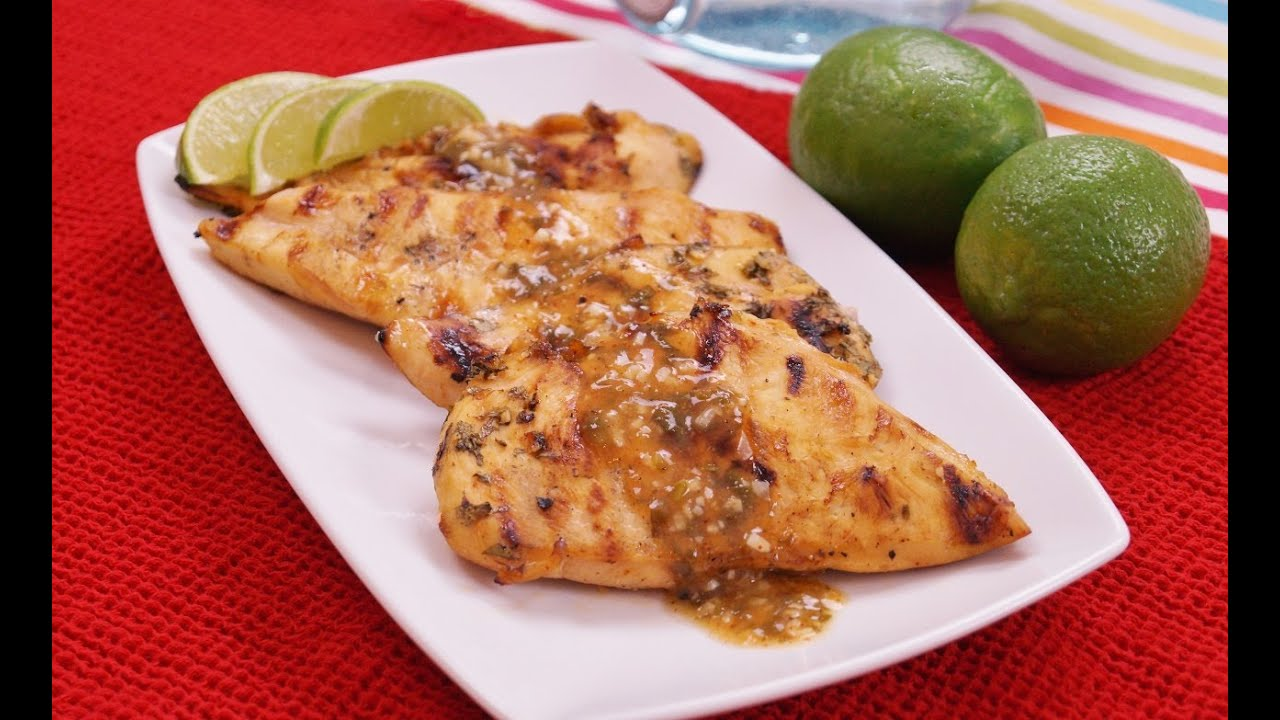 Grilled Tequila Lime Chicken Recipe Grilled Chicken Recipe Diane Kometa Dishin With Di 85